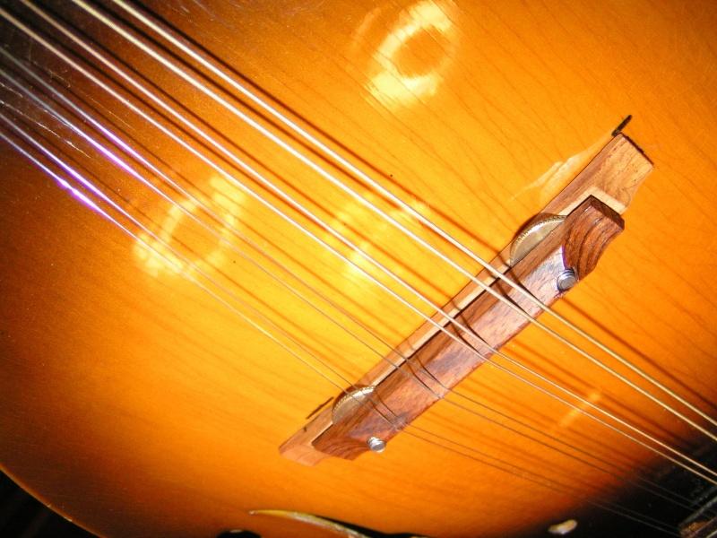 Gretsch Mandolin ... Kgrhqf11