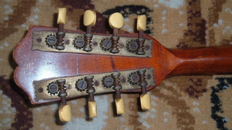 Gretsch Mandolin ... Kgrhqv10