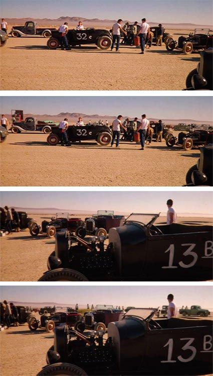 "LES FILMS ""HOT ROD"" Movies... Komp-410"