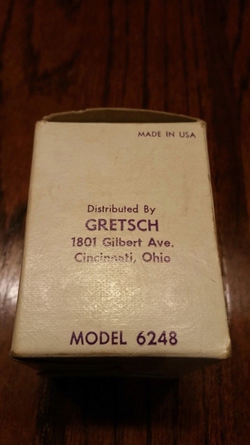 Gretsch Effects. S-l16015