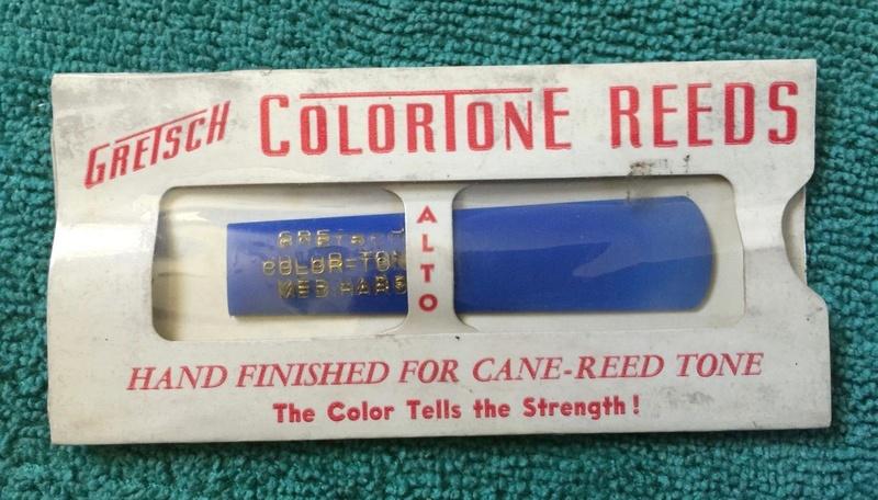 Gretsch Colortone Tenor Sax Reed - Medium Soft S-l16022