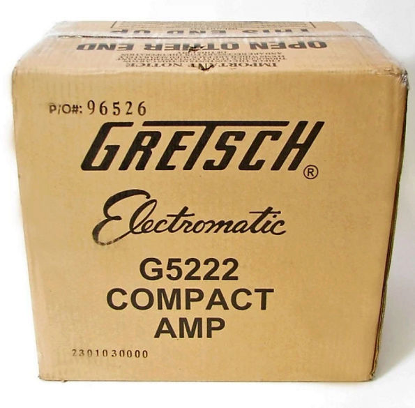 Gretsch G5222 Electromatic Sans_t13