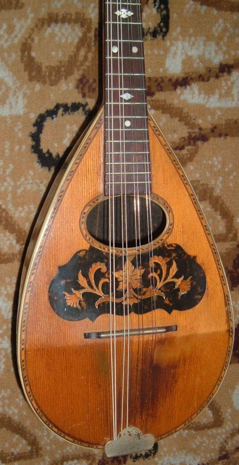 Gretsch Mandolin ... T2ec1618