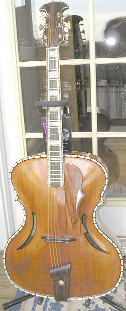 W. Wilkanowski  & gretsch.(Violin and guitar) Willsk10