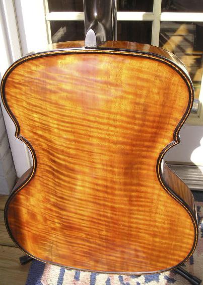 W. Wilkanowski  & gretsch.(Violin and guitar) Willsk12