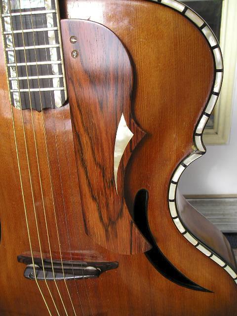 W. Wilkanowski  & gretsch.(Violin and guitar) Willsk13