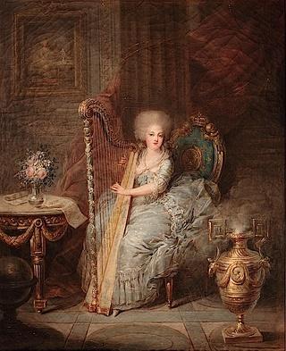 Le petit théâtre de Marie-Antoinette, Versailles 23409a10