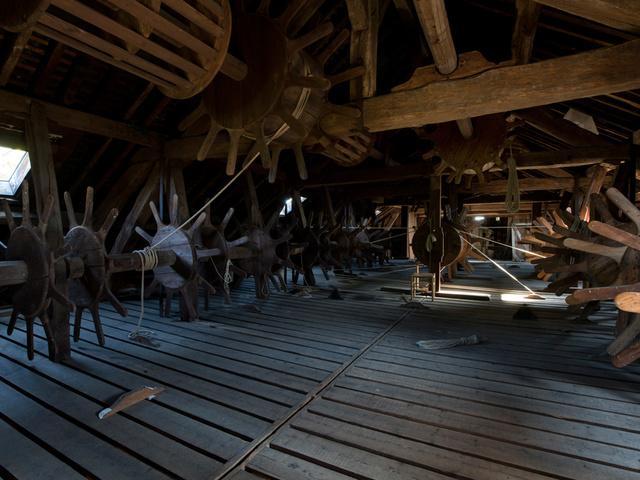 Le petit théâtre de Marie-Antoinette, Versailles Td410