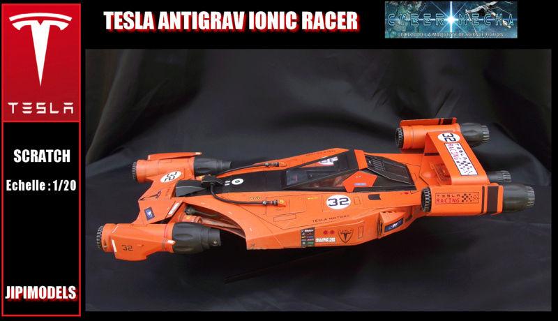 TESLA ANTIGRAV RACER 110