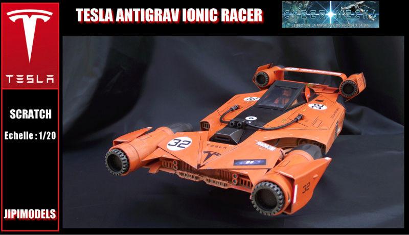 TESLA ANTIGRAV RACER 310