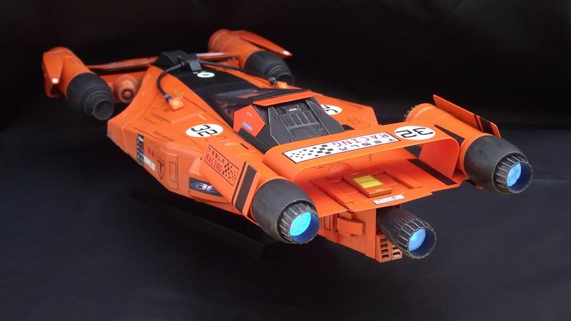 TESLA ANTIGRAV RACER Dscf2026