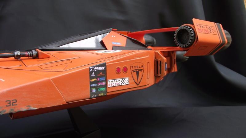 TESLA ANTIGRAV RACER Dscf2034