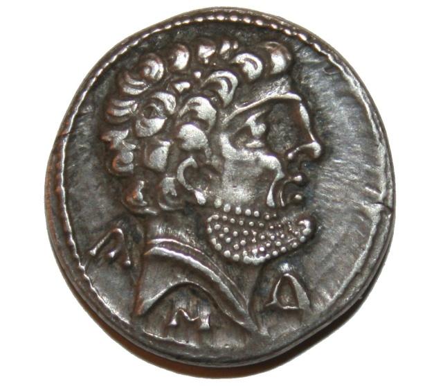 Denarios de Baskunes y Turiaso [WM n° 8567 y WM n° 8568] Denari12