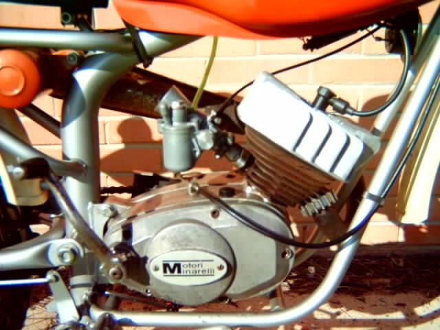 Documents sur Mondial 50cc Franco Morini. 1970-510