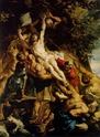 Notas sobre la pasión de Cristo. Rubens10