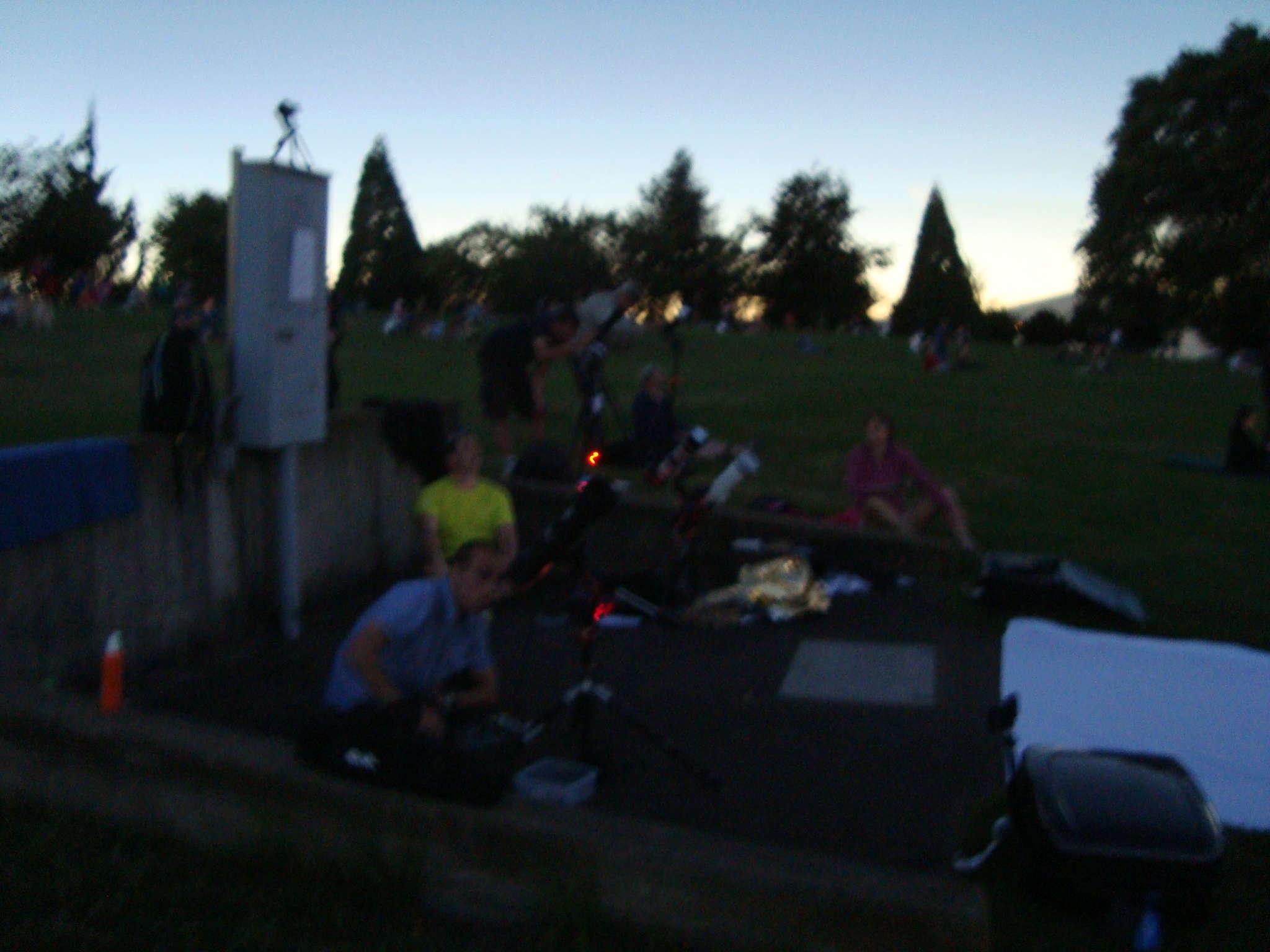 21 August 2017 - Oregon Albany - Solar Eclipse Dsc04324