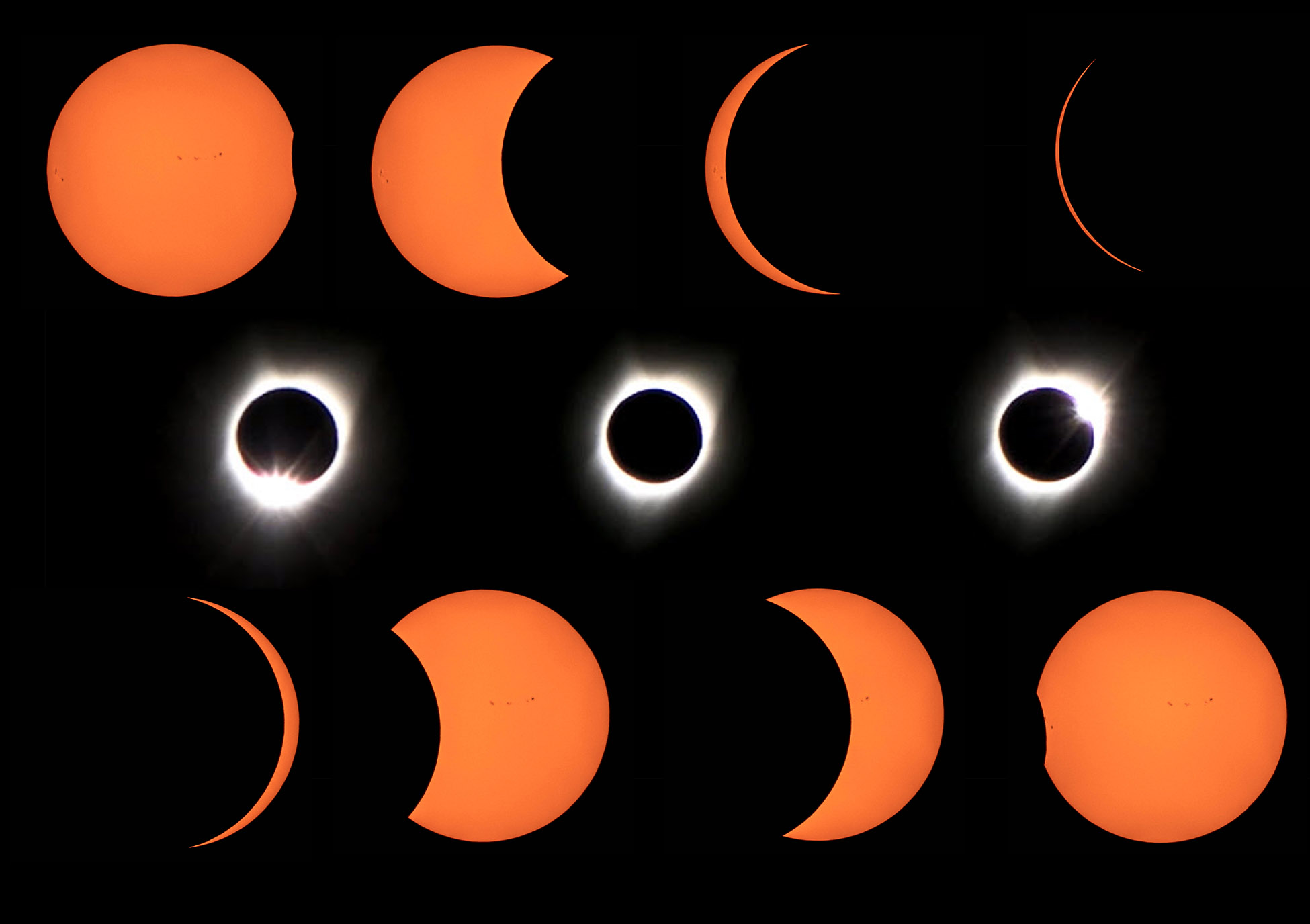 21 August 2017 - Oregon Albany - Solar Eclipse Planch10