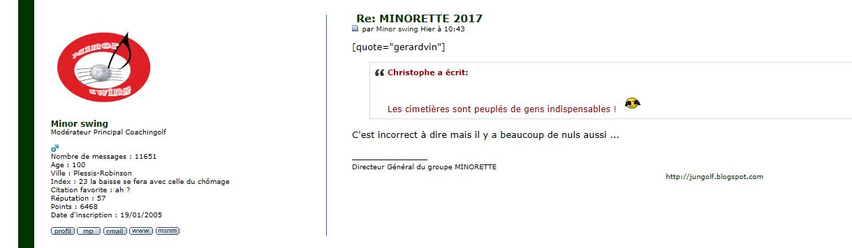 MINORETTE 2017 Minor10