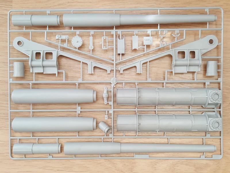 "K5 (E) Krupp 280mm ""LEOPOLD"" (En cours!!!) 20170955"