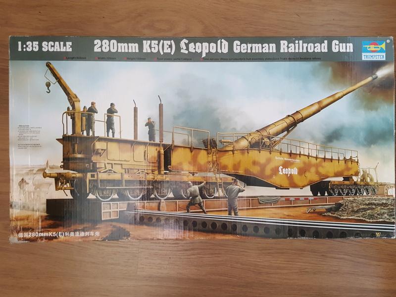 "K5 (E) Krupp 280mm ""LEOPOLD"" (En cours!!!) 20170959"