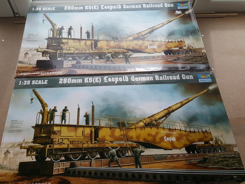 "K5 (E) Krupp 280mm ""LEOPOLD"" (En cours!!!) 20170960"
