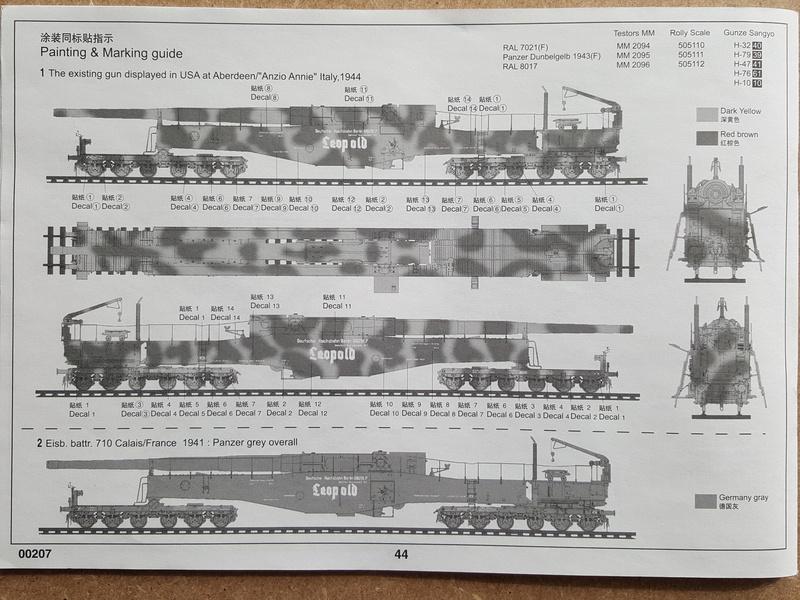"""K5 (E) Krupp 280mm """"LEOPOLD"""" (En cours!!!) - Page 10 20170981"""