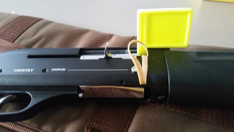 Mise en sécurité d'une arme 20170710