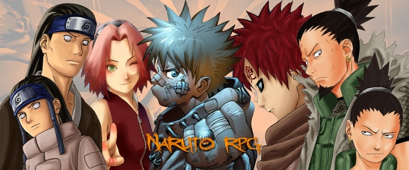 The Best Naruto Rpg