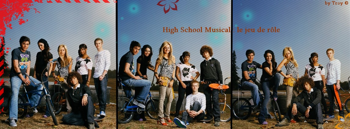 High School Musical : le jeu de rôle