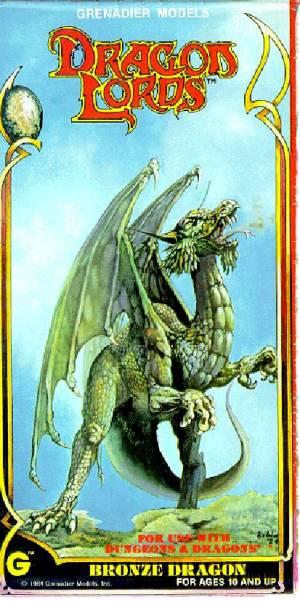 Grenadier - Bronze Dragon 2509bo10