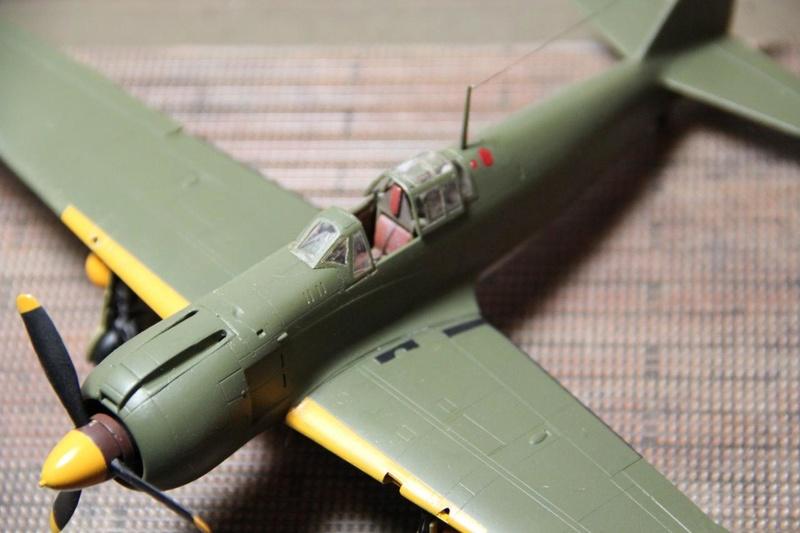 "1/48 Ki-100 Koh ""Tony"" - Hasegawa Img-0611"