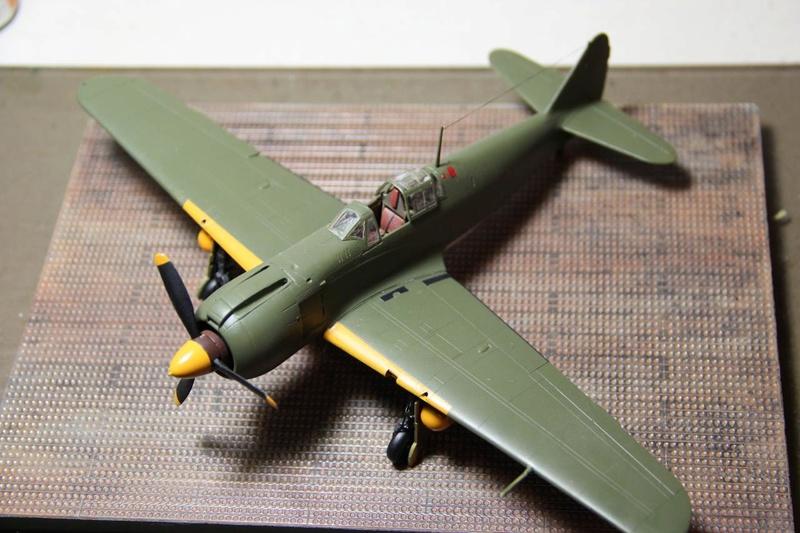 "1/48 Ki-100 Koh ""Tony"" - Hasegawa Img-0612"