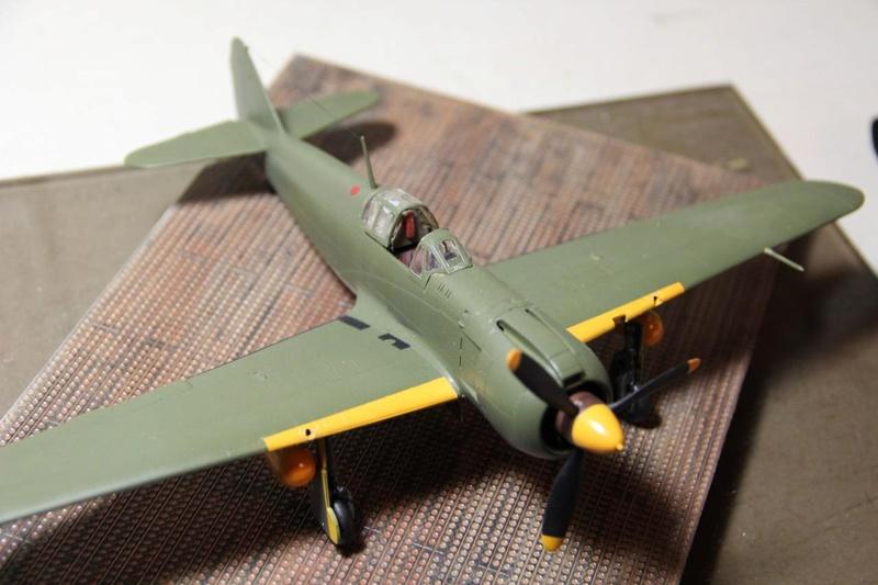 "1/48 Ki-100 Koh ""Tony"" - Hasegawa Img-0613"