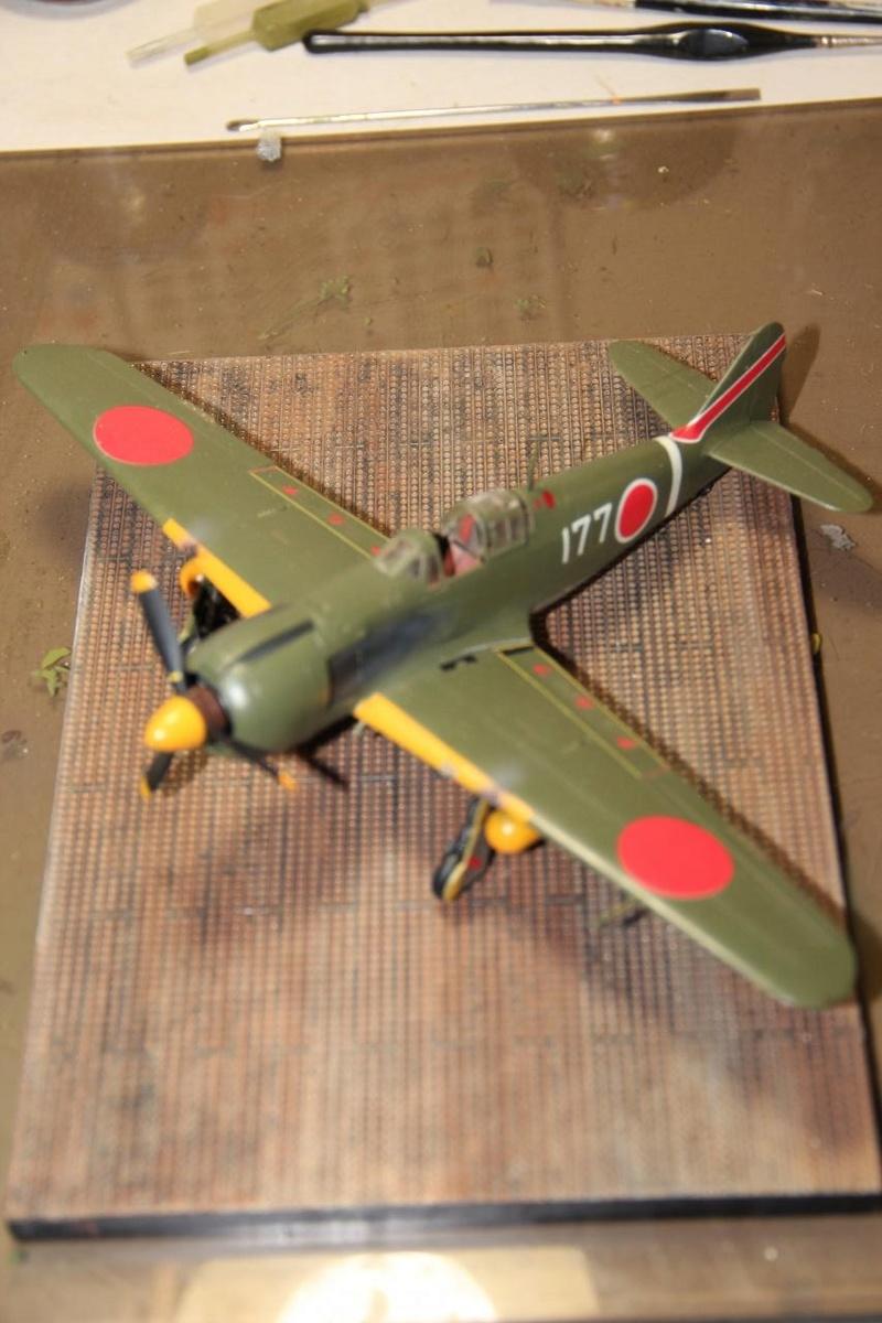 "1/48 Ki-100 Koh ""Tony"" - Hasegawa Img-0811"