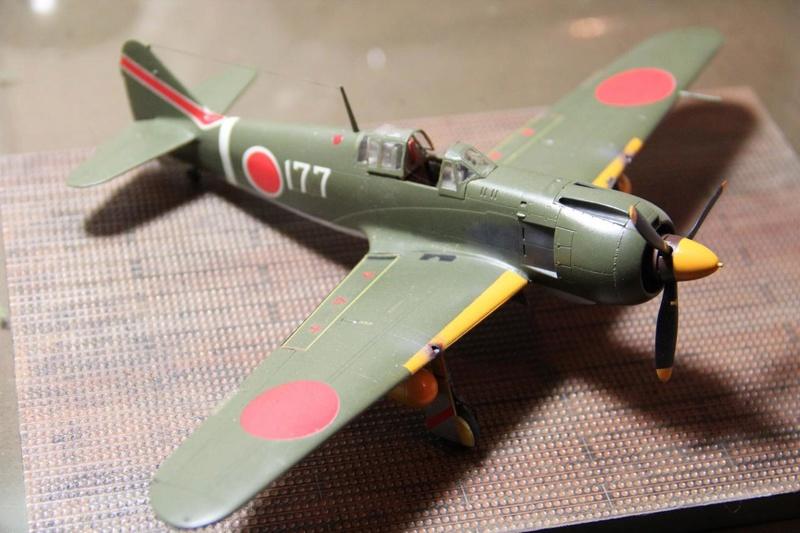 "1/48 Ki-100 Koh ""Tony"" - Hasegawa Img-0813"