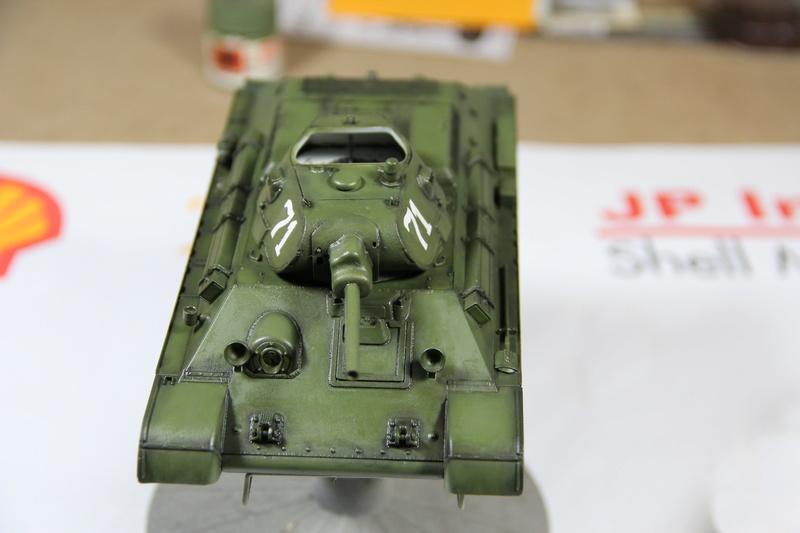 1/35 T-34/76 Mod1940 Dragon Img_1410