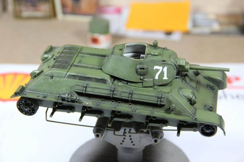 1/35 T-34/76 Mod1940 Dragon Img_1413