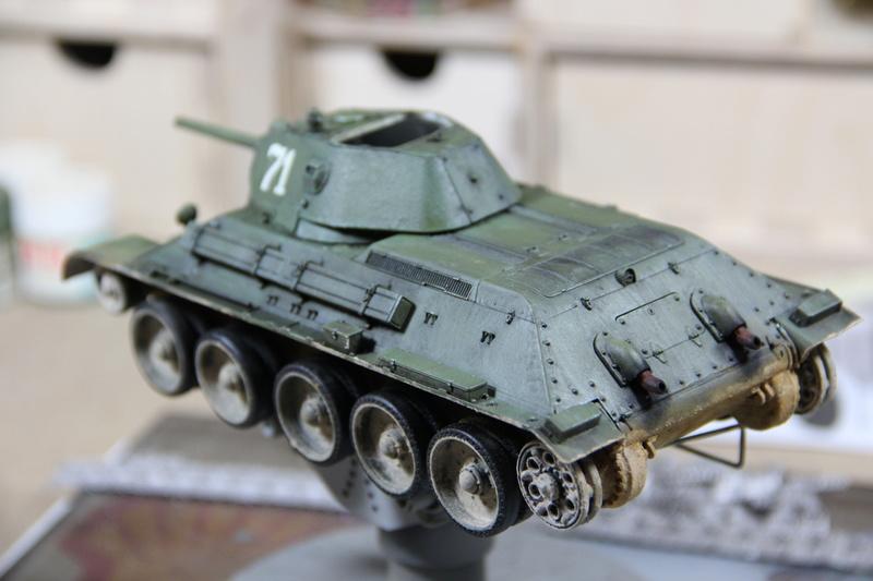 1/35 T-34/76 Mod1940 Dragon Img_1415