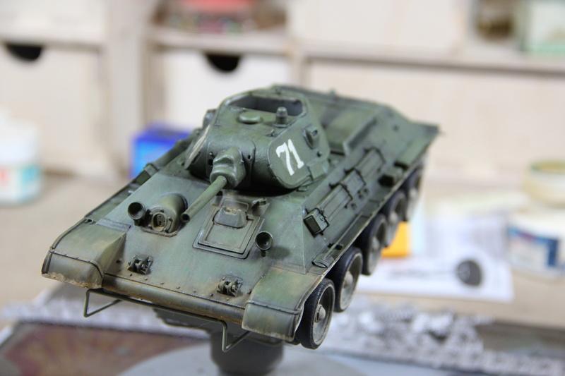 1/35 T-34/76 Mod1940 Dragon Img_1416