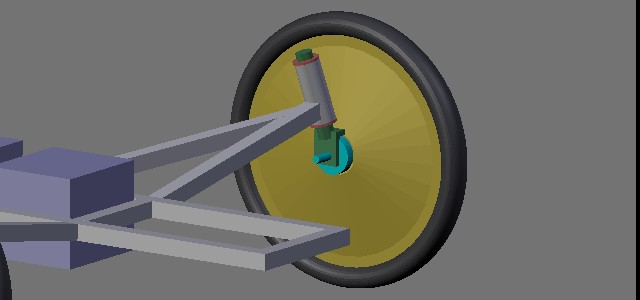 Construction trike Voitur13