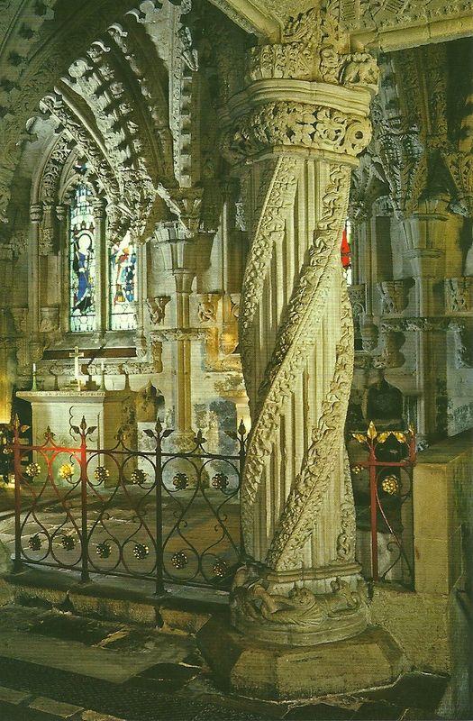 [Miracle] L'escalier de Santa-Fe de Notre Dame de Lorette (nouveau-mexique) 55878910