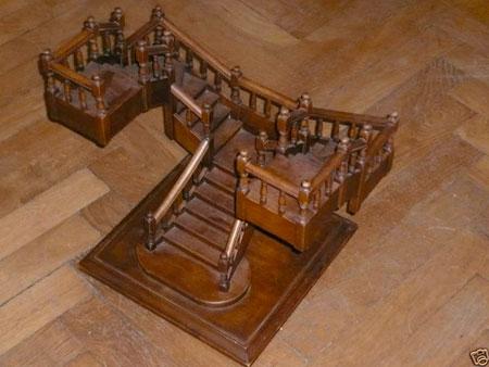 [Miracle] L'escalier de Santa-Fe de Notre Dame de Lorette (nouveau-mexique) Escali11
