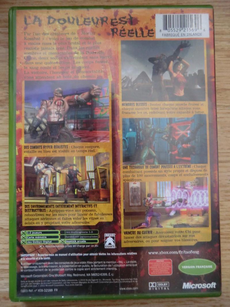 la xbox et jeux a borntobequeen ! - Page 2 Cimg7624