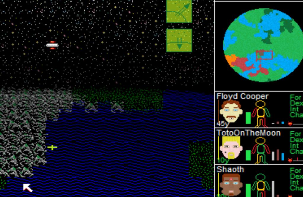 Cosmos Chronicles (développement : 20%) - Page 2 Captu324