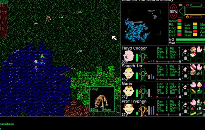 Cosmos Chronicles (développement : 20%) Captu390
