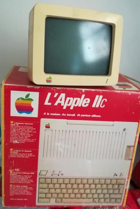 * Apple ][ * TOPIC OFFICIEL - Page 4 Captu400