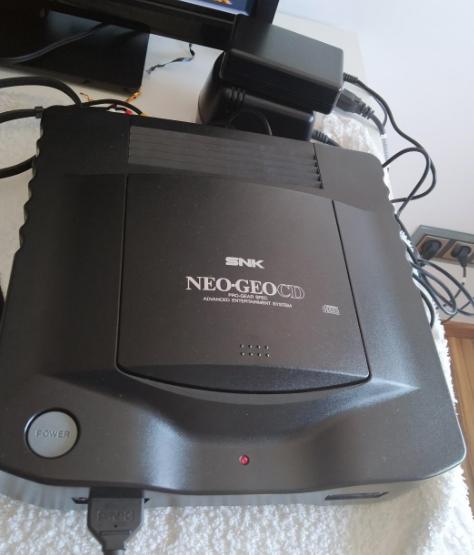 [VDS] CONSOLE NEOGEO AES et NEOGEO CD Captu452