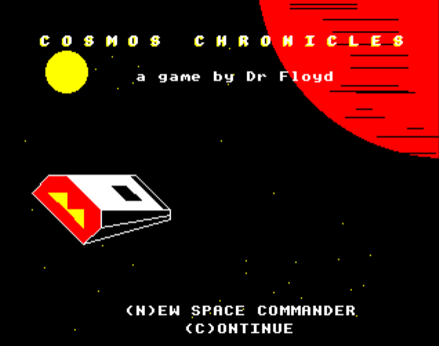 COSMOS CHRONICLE 28K Captu495
