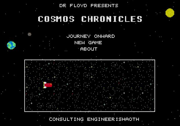 COSMOS CHRONICLES ATARI STF,STE,MEGA ST/E, TT Captu561