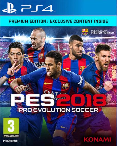 PES 2018 Vs FIFA 18 Captur11